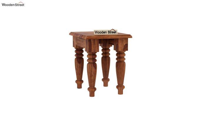 Mccoy Nest Of Tables (Teak Finish)-7