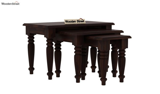 Mccoy Nest Of Tables (Walnut Finish)-2