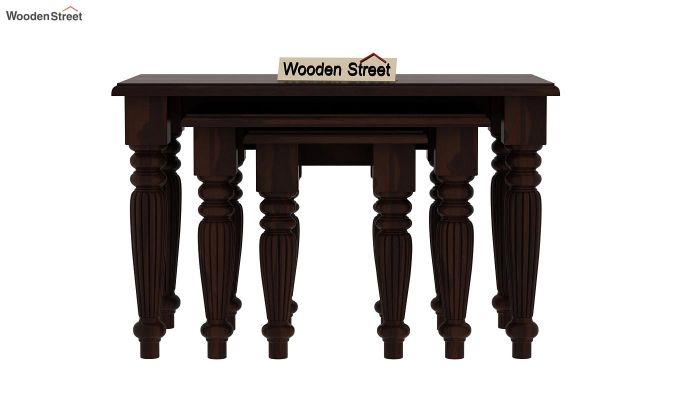 Mccoy Nest Of Tables (Walnut Finish)-3