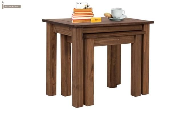 Rubus Table Sets (Teak Finish)-1