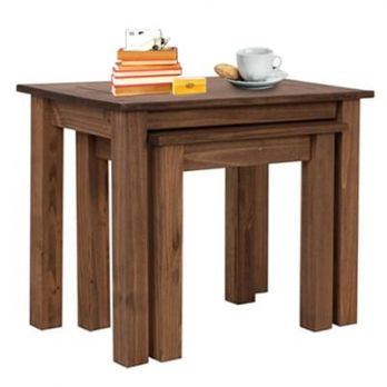 Wooden Nest Of Table