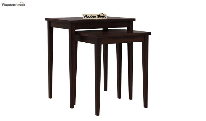 Shelagh Nest of Tables (Walnut Finish)-2