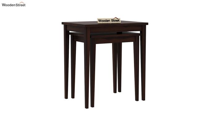 Shelagh Nest of Tables (Walnut Finish)-3