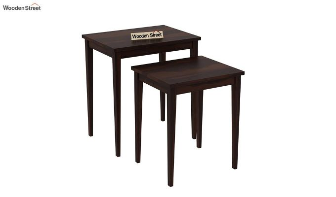 Shelagh Nest of Tables (Walnut Finish)-4