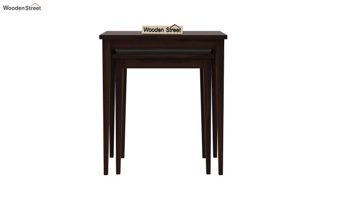 Shelagh Nest of Tables (Walnut Finish)-5