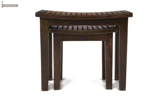Toohey Table Sets (Mahogany Finish)-2