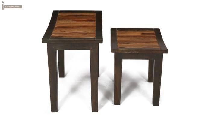 Toohey Table Sets (Mahogany Finish)-5
