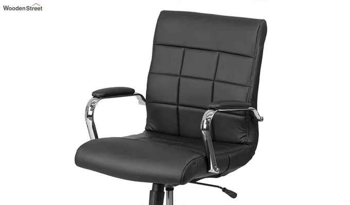 Cuso Black Executive Office Chair-2
