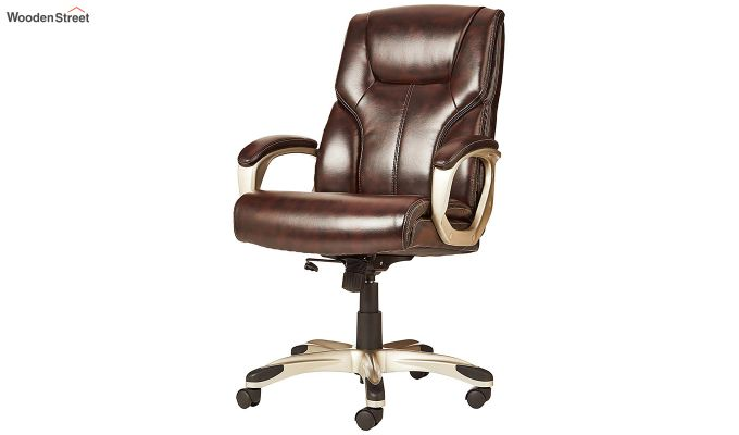 Buy Columbus High Back Executive Chair Online In India Wooden Street