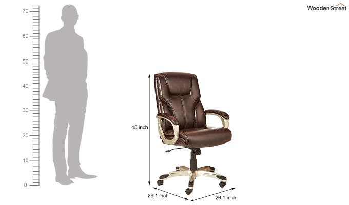 Columbus High Back Executive Chair-6