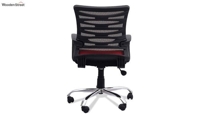 Low Back Royal Ergonomic Mesh Office Chair (Black)-3