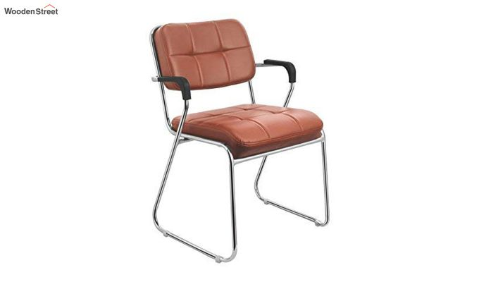 best website 66564 16f5a Buy Opus Study Chair with Arms Online in India - Wooden Street