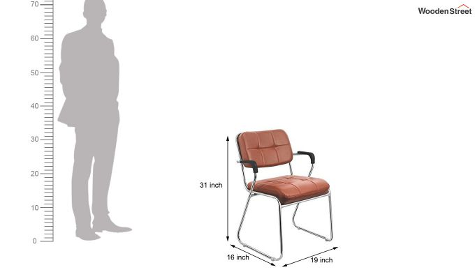Opus Office Chair with Arms-5
