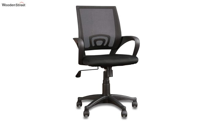 Elise Low Back Office Chair-1