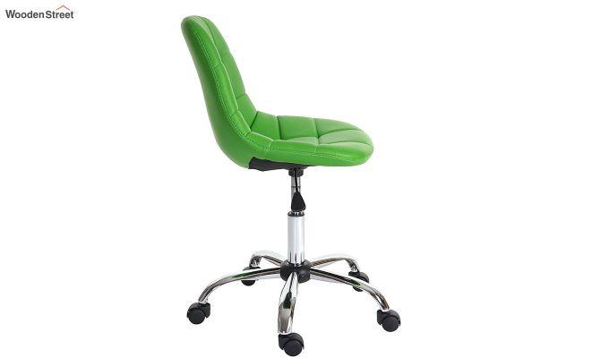 Rochelle Leatherette Office Chair (Green)-3