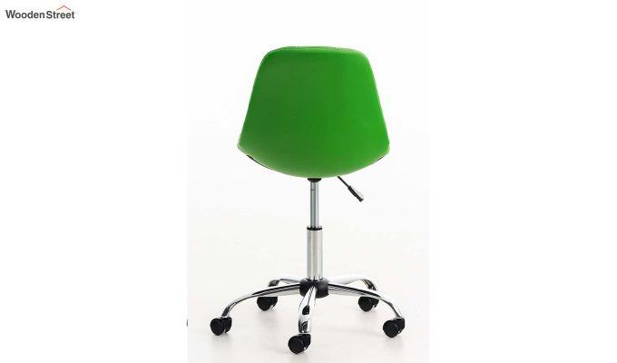 Rochelle Leatherette Office Chair (Green)-4