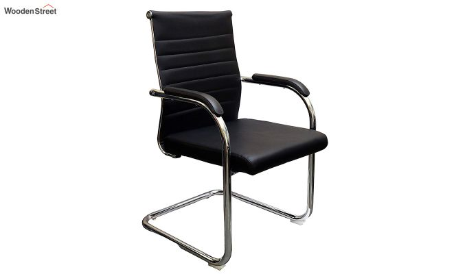 Slate Office Executive Visitor Chair-1