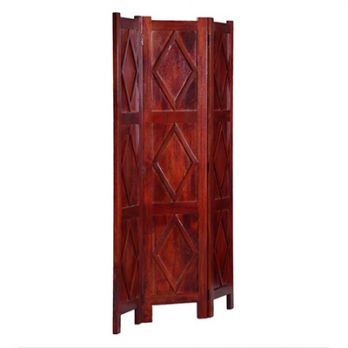 Cluster Room Partition (Mahogany Finish)