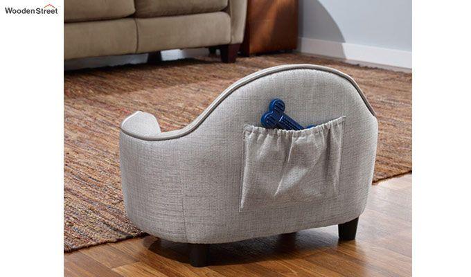Jason Dog Sofa Bed (Ivory Nude)-2