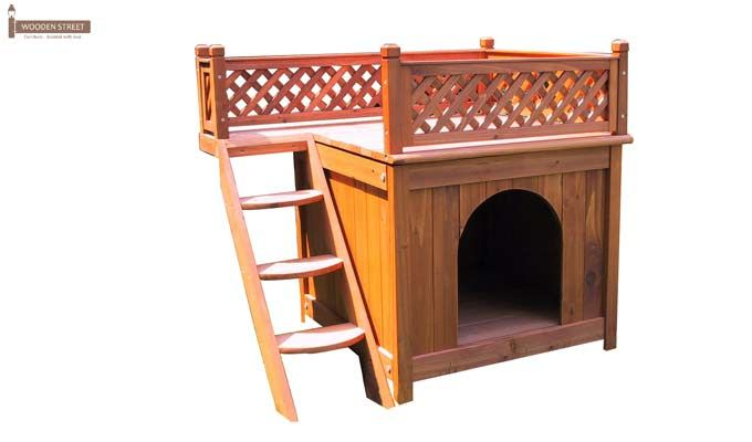 Lotus Dog House (Honey Finish)-2