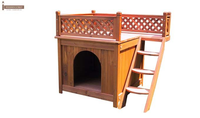 Lotus Dog House (Honey Finish)-3