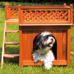 Lotus Dog House (Honey Finish)