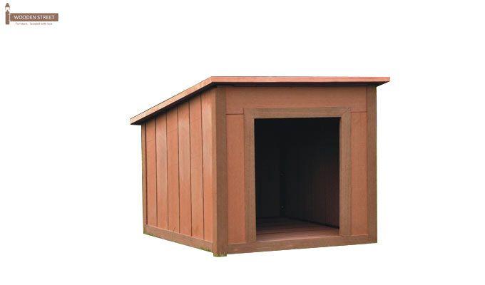 Sera Dog House (Honey Finish)-1