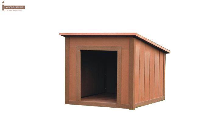 Sera Dog House (Honey Finish)-2