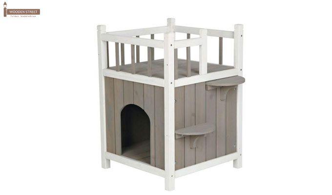 Snook Dog House (White Finish)-2