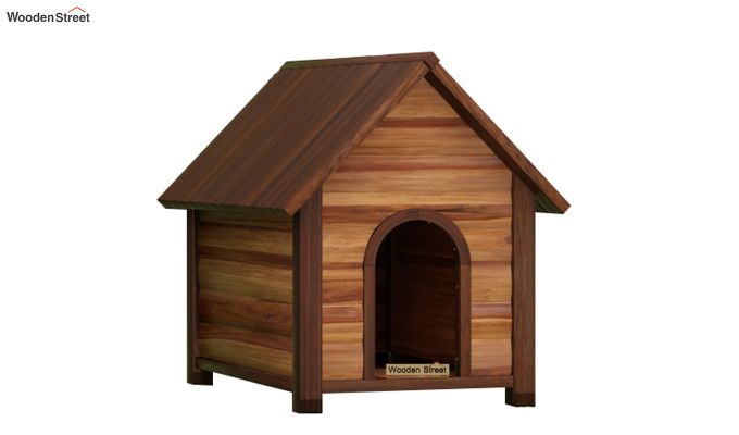 Vinni Dog House (Honey Finish)-2