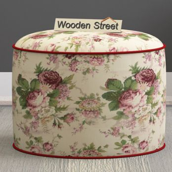 buy pouffe online india