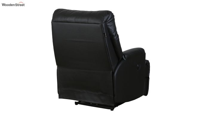 Carol 1 Seater Recliner (Black)-5