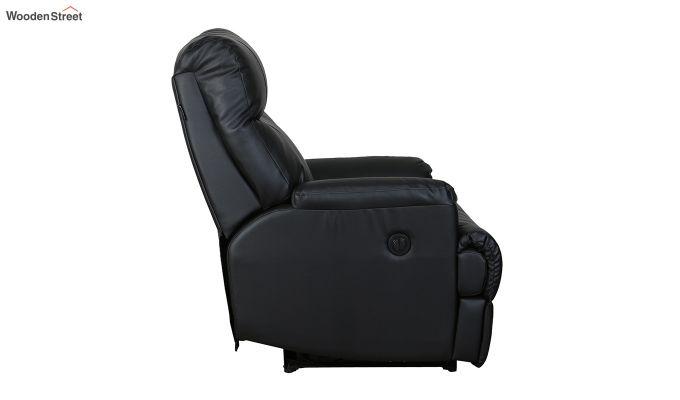 Carol 1 Seater Recliner (Black)-6