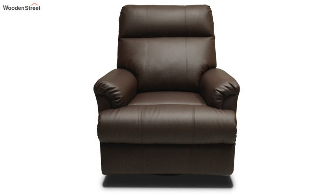Carol 1 Seater Recliner (Brown)-2