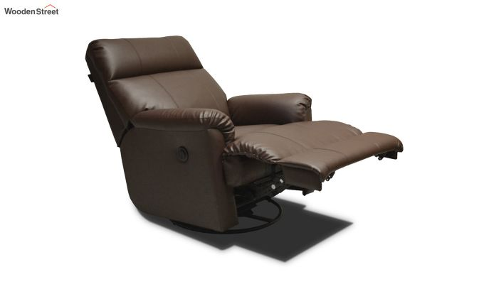 Carol 1 Seater Recliner (Brown)-3