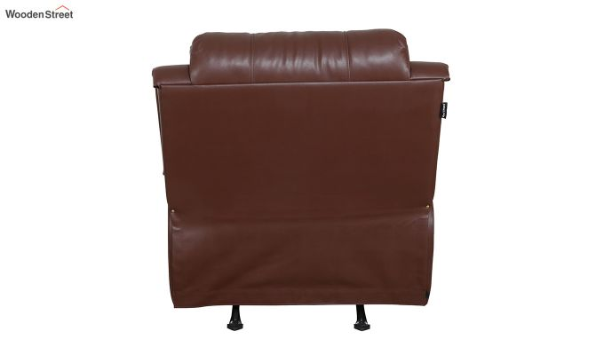 Cheer 1 Seater Recliner (Brown)-5