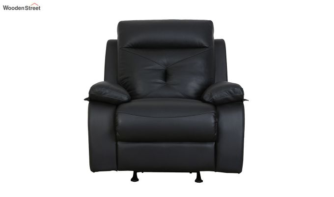 Easyon 1 Seater Recliner (Black)-2