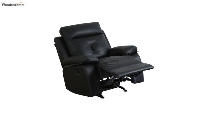 Easyon 1 Seater Recliner (Black)-3