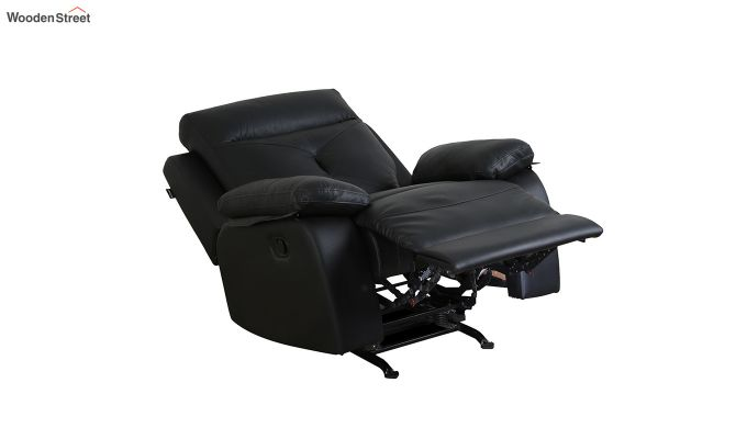 Easyon 1 Seater Recliner (Black)-4