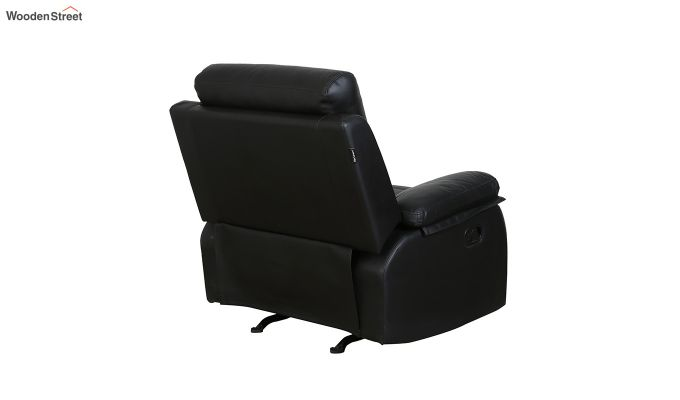 Easyon 1 Seater Recliner (Black)-6