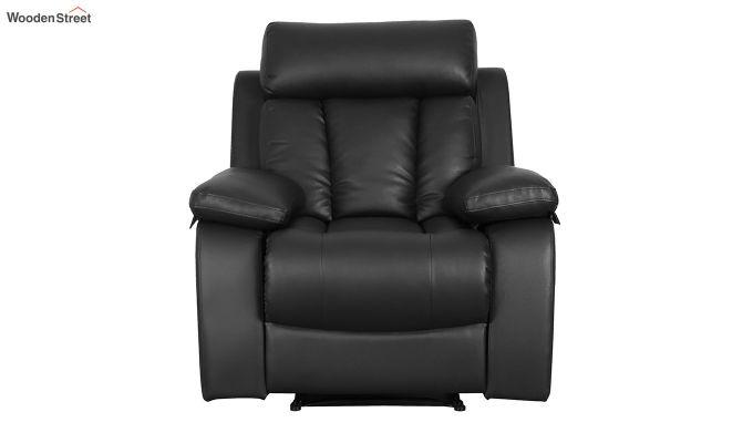 Magna 1 Seater Recliner (Black)-2
