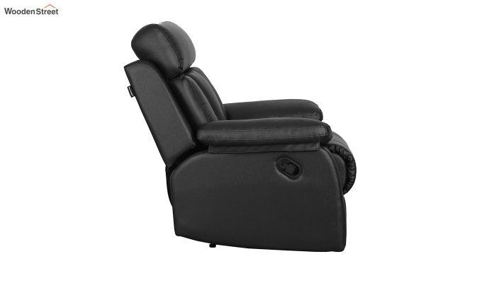 Magna 1 Seater Recliner (Black)-5