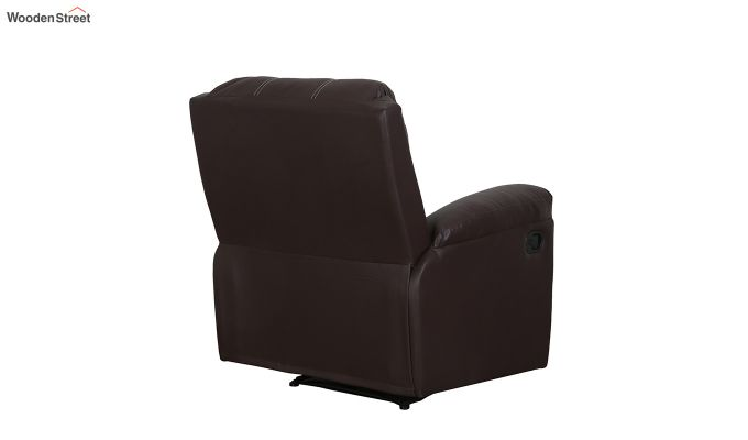 Spino 1 Seater Recliner (Brown)-3