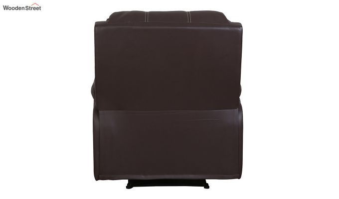 Spino 1 Seater Recliner (Brown)-5