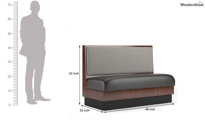 Vienna Booth Seating (Warm Grey) (Warm Grey)-4