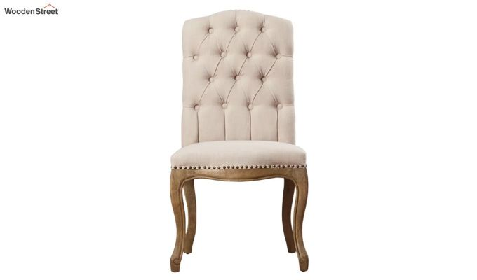 Rylie Restaurant Chair (Irish Cream)-3