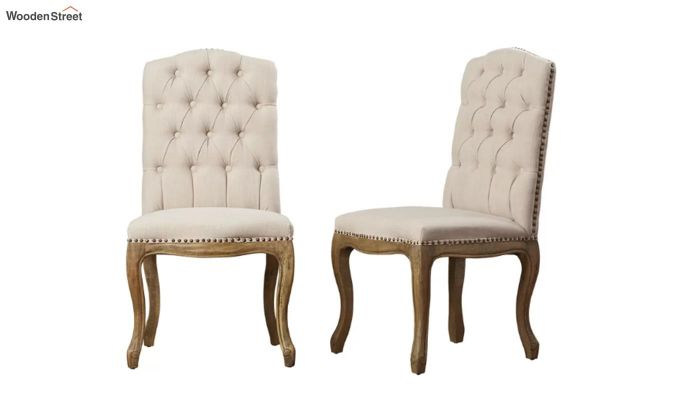 Rylie Restaurant Chair (Irish Cream)-4