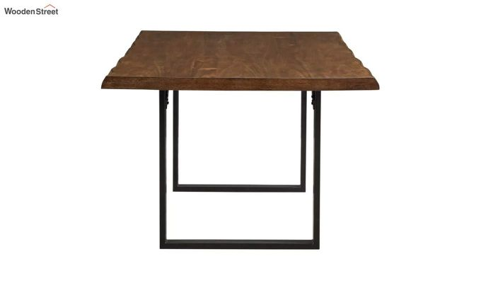 Balor Restaurant Table (Teak Finish)-5