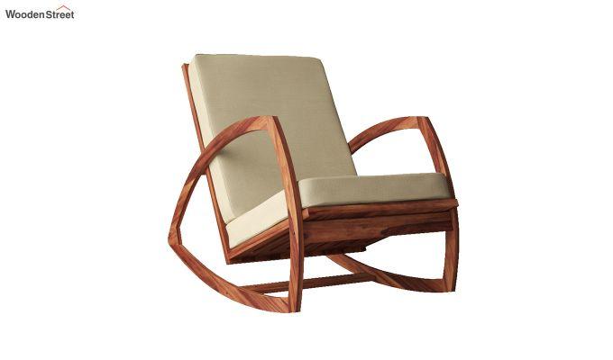 Ferano Easy Chair (Honey Finish)-2