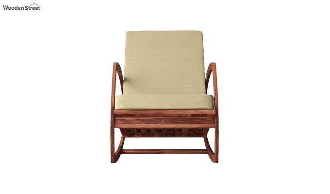 Ferano Easy Chair (Honey Finish)-3